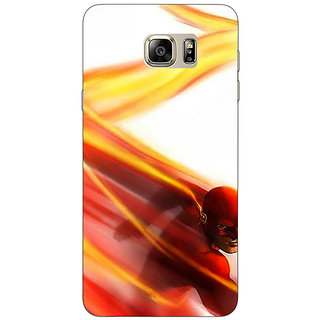 Jugaaduu Flash Back Cover Case For Samsung S6 Edge+ - J901434