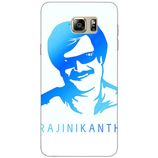 Jugaaduu Rajni Rajanikant Back Cover Case For Samsung S6 Edge+ - J901491