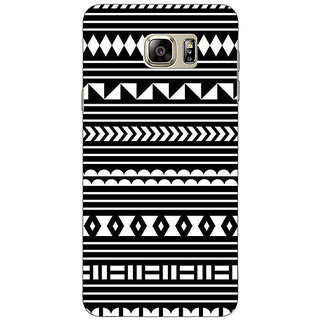 Jugaaduu Pattern  Back Cover Case For Samsung S6 Edge+ - J900800