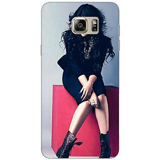 Jugaaduu Bollywood Superstar Sonakshi Sinha Back Cover Case For Samsung Galaxy Note 5 - J910994