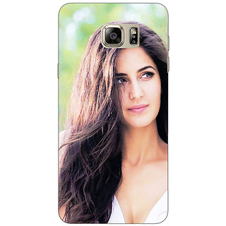 Jugaaduu Bollywood Superstar Katrina Kaif Back Cover Case For Samsung Galaxy Note 5 - J911023