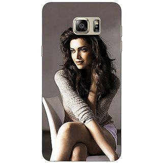 Jugaaduu Bollywood Superstar Deepika Padukone Back Cover Case For Samsung Galaxy Note 5 - J911038