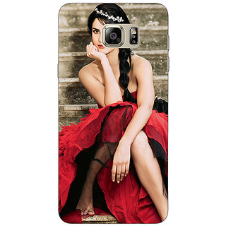 Jugaaduu Bollywood Superstar Katrina Kaif Back Cover Case For Samsung Galaxy Note 5 - J911046