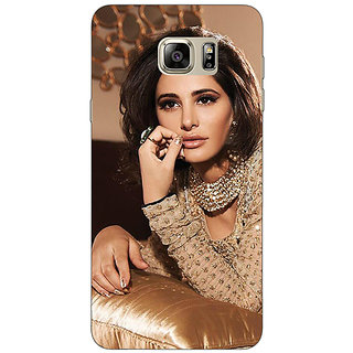Jugaaduu Bollywood Superstar Nargis Fakhri Back Cover Case For Samsung Galaxy Note 5 - J911057