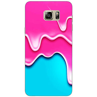 Jugaaduu Ice Cream Back Cover Case For Samsung Galaxy Note 5 - J911405