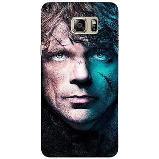 Jugaaduu Game Of Thrones GOT House Lannister Tyrion Back Cover Case For Samsung S6 Edge+ - J901560