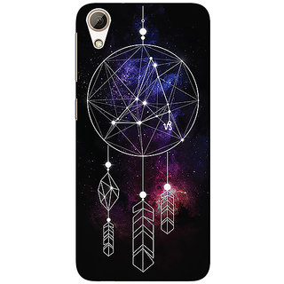 Jugaaduu Dream Catcher  Back Cover Case For HTC Desire 626 - J920194