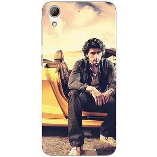 Jugaaduu Bollywood Superstar Arjun Kapoor Back Cover Case For HTC Desire 626 - J920919