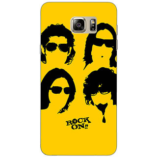 Jugaaduu Bollywood Superstar Rock On Back Cover Case For Samsung Galaxy Note 5 - J911098