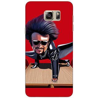 Jugaaduu Rajni Rajanikant Back Cover Case For Samsung Galaxy Note 5 - J911487