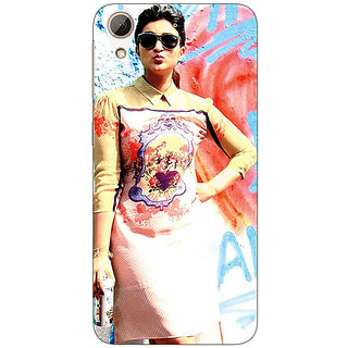 Jugaaduu Bollywood Superstar Parineeti Chopra Back Cover Case For HTC Desire 626 - J920978