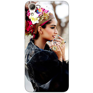 Jugaaduu Bollywood Superstar Sonam Kapoor Back Cover Case For HTC Desire 626 - J920984