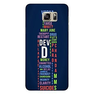 Jugaaduu Bollywood Superstar DevD Back Cover Case For Samsung Galaxy Note 5 - J911130
