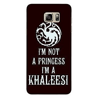 Jugaaduu Game Of Thrones GOT Princess Khaleesi Back Cover Case For Samsung Galaxy Note 5 - J911537