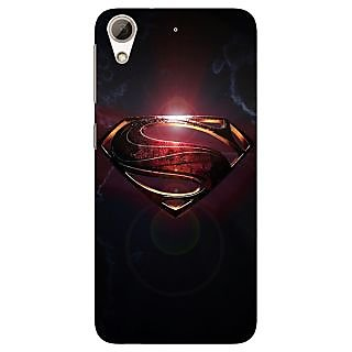 Jugaaduu Superheroes Superman Back Cover Case For HTC Desire 626G+ - J940035