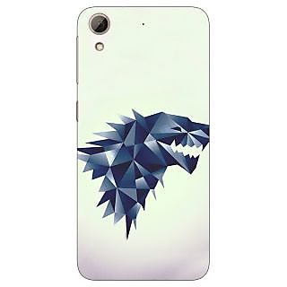 Jugaaduu Game Of Thrones GOT House Stark  Back Cover Case For HTC Desire 626G - J930129