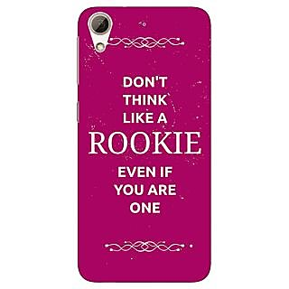 Jugaaduu SUITS Quotes Back Cover Case For HTC Desire 626G - J930484