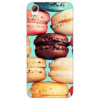Jugaaduu Macaroons Back Cover Case For HTC Desire 626 - J920687
