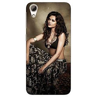 Jugaaduu Bollywood Superstar Esha Gupta Back Cover Case For HTC Desire 626 - J921029