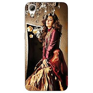 Jugaaduu Bollywood Superstar Chitrangada Singh Back Cover Case For HTC Desire 626 - J921034