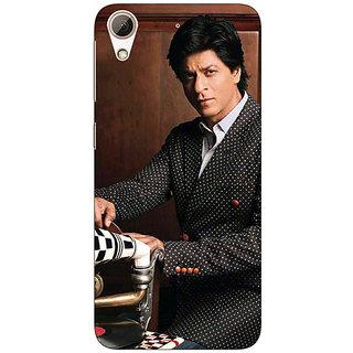 Jugaaduu Bollywood Superstar Shahrukh Khan Back Cover Case For HTC Desire 626G - J930965