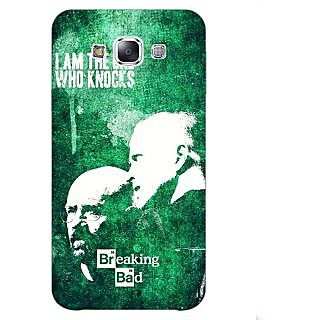 Jugaaduu Breaking Bad Heisenberg Back Cover Case For Samsung Galaxy A3 - J570423