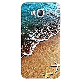Jugaaduu Summer Beach Back Cover Case For Samsung Galaxy A3 - J571139