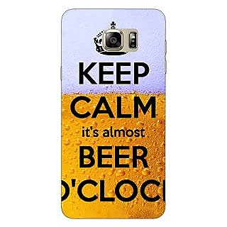Jugaaduu Beer Quote Back Cover Case For Samsung Galaxy Note 5 - J911259