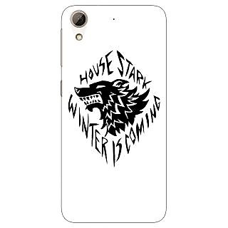 Jugaaduu Game Of Thrones GOT House Stark  Back Cover Case For HTC Desire 626G+ - J940127