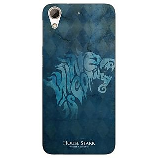 Jugaaduu Game Of Thrones GOT House Stark  Back Cover Case For HTC Desire 626G+ - J940128