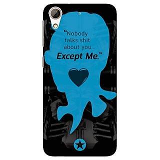 Jugaaduu Entourage E Back Cover Case For HTC Desire 626 - J920437