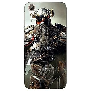 Jugaaduu God of War Back Cover Case For HTC Desire 626G+ - J940853
