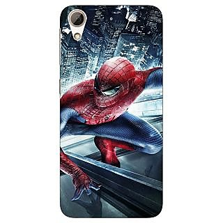 Jugaaduu Superheroes Spiderman Back Cover Case For HTC Desire 626G+ - J940873