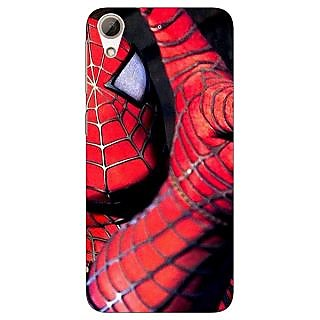 Jugaaduu Superheroes Spiderman Back Cover Case For HTC Desire 626G+ - J940900