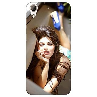 Jugaaduu Bollywood Superstar Jacqueline Fernandez Back Cover Case For HTC Desire 626G - J930996