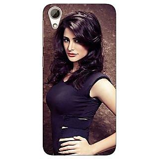 Jugaaduu Bollywood Superstar Nargis Fakhri Back Cover Case For HTC Desire 626G - J931022