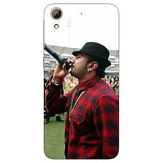 Jugaaduu Bollywood Superstar Honey Singh Back Cover Case For HTC Desire 626 - J921178