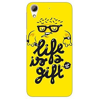 Jugaaduu Life Quote Back Cover Case For HTC Desire 626G - J931415