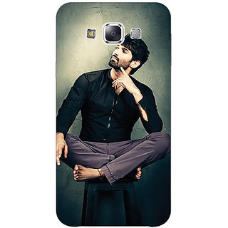Jugaaduu Bollywood Superstar Aditya Roy Kapoor Back Cover Case For Samsung Galaxy A3 - J570940