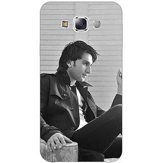 Jugaaduu Bollywood Superstar Ranveer Singh Back Cover Case For Samsung Galaxy A3 - J570945