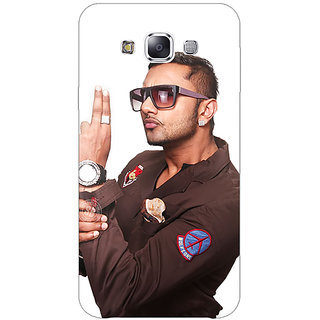 Jugaaduu Bollywood Superstar Honey Singh Back Cover Case For Samsung Galaxy A3 - J571183