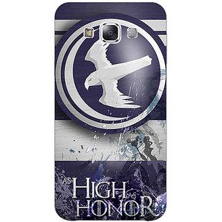Jugaaduu Game Of Thrones GOT Arryn Back Cover Case For Samsung Galaxy A3 - J571532