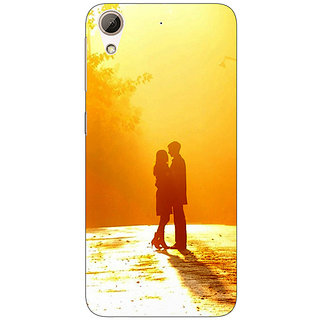 Jugaaduu Valentines Back Cover Case For HTC Desire 626G - J930733