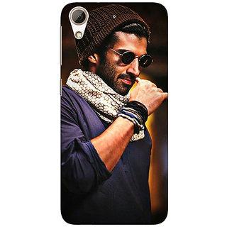 Jugaaduu Bollywood Superstar Aditya Roy Kapoor Back Cover Case For HTC Desire 626G+ - J940912