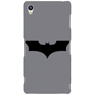 Jugaaduu Superheroes Batman Dark knight Back Cover Case For Sony Xperia Z4 - J580018