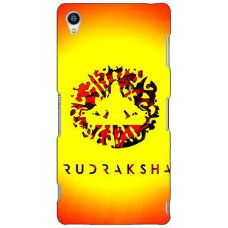 Jugaaduu Rudraksha Back Cover Case For Sony Xperia Z4 - J581264