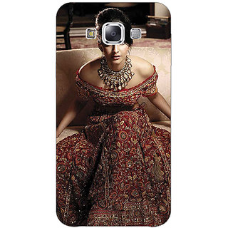 Jugaaduu Bollywood Superstar Sonam Kapoor Back Cover Case For Samsung Galaxy A3 - J571000