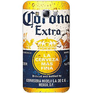 Jugaaduu Corona Beer Back Cover Case For Samsung Galaxy A3 - J571238