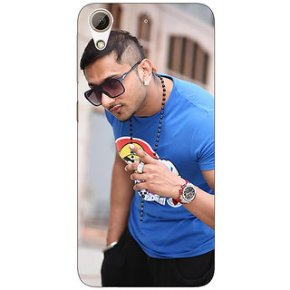 Jugaaduu Bollywood Superstar Honey Singh Back Cover Case For HTC Desire 626G - J931179