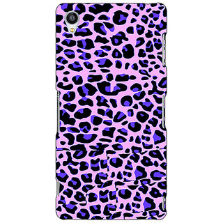 Jugaaduu Cheetah Leopard Print Back Cover Case For Sony Xperia Z4 - J580079